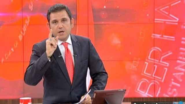 Kemal Öztürk ile Fatih Portakal arasında 'isim' tartışması