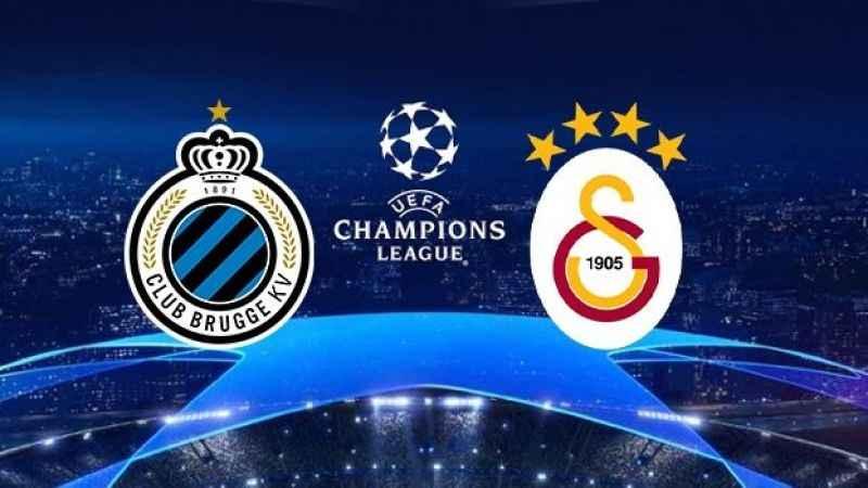 Club Brugge-Galatasaray maçı öncesi UEFA'dan flaş karar