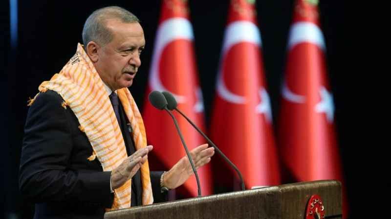 Erdoğan: Biz artık şuradan buradan hayvan ithali yapmak istemiyoruz