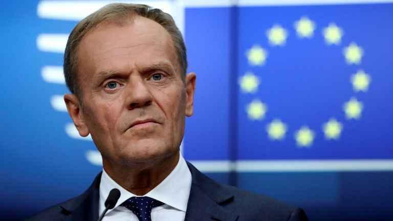 Donald Tusk, Avrupa Halk Partisi başkanlığına seçildi