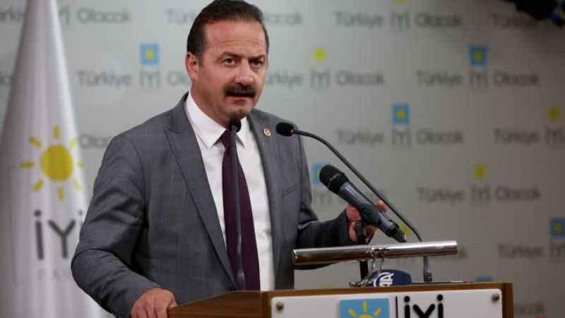 İYİ Parti Sözcüsü'nden İYİ Parti Grup Başkanvekili'ne tepki