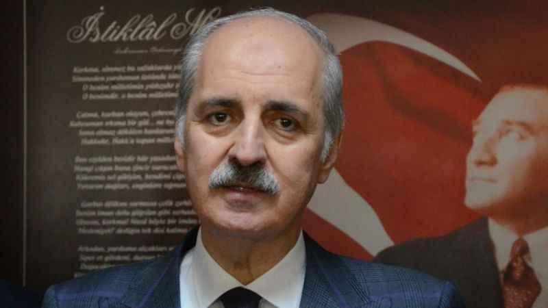 Kurtulmuş: Hesaplaşmalarını Erdoğan üzerinden yürütüyorlar