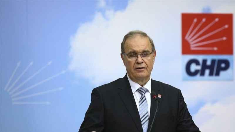 Muharrem İnce'nin ardından CHP Sözcüsü Öztrak'tan açıklama