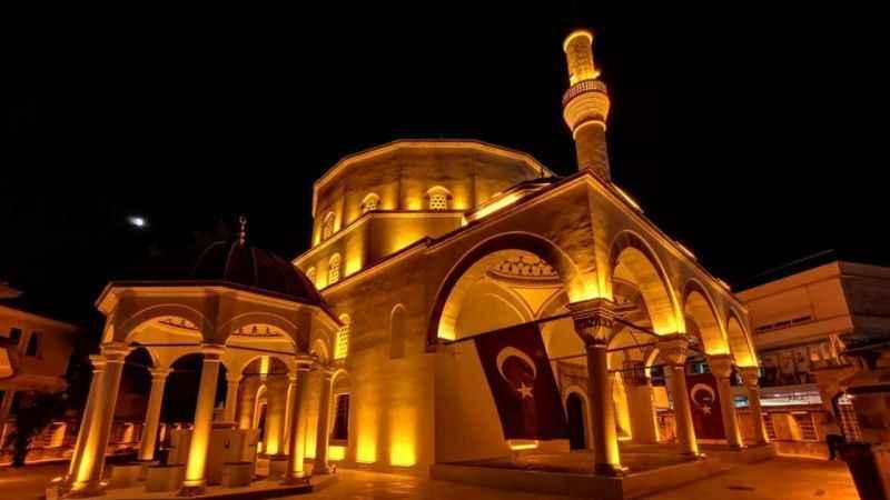 Ohri Ali Paşa Cami, 107 yıl sonra minaresine kavuşuyor