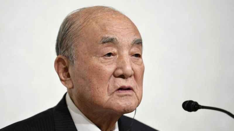 Eski Japonya Başbakanı Nakasone 101 yaşında öldü