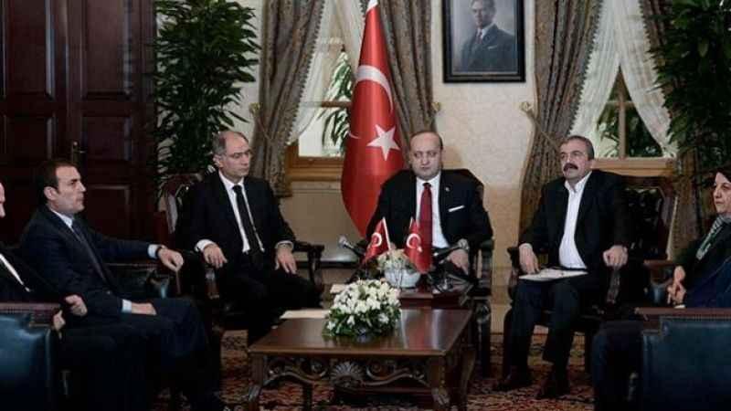 HDP, çözüm sürecinin yeniden başlaması için şartını açıkladı