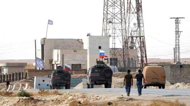 Rus askeri polisi, Suriye'nin kuzeyinde yeni bir rota oluşturdu