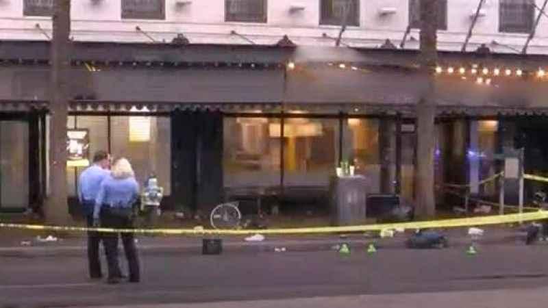 Son dakika: ABD New Orleans'ta silahlı saldırı