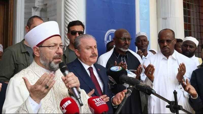 Şentop'un Cibuti seyahati için uçak kiralandı iddiası için açıklama
