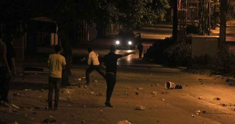 Nablus'un güneyinde çatışma: Filistinli bir genç yaralandı