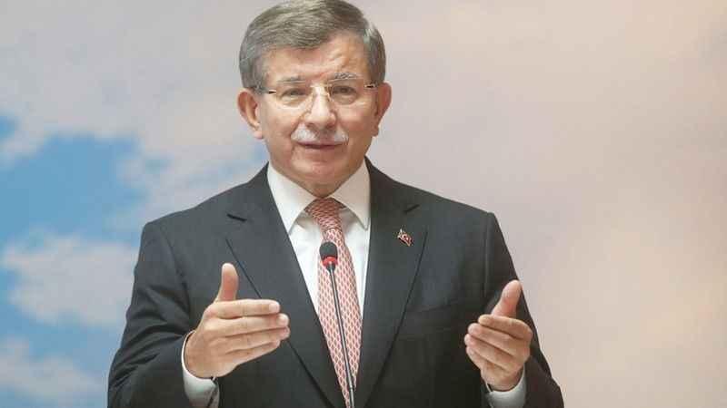 Davutoğlu'ndan Erdoğan'a Biden tepkisi: Hamaset var, netice yok
