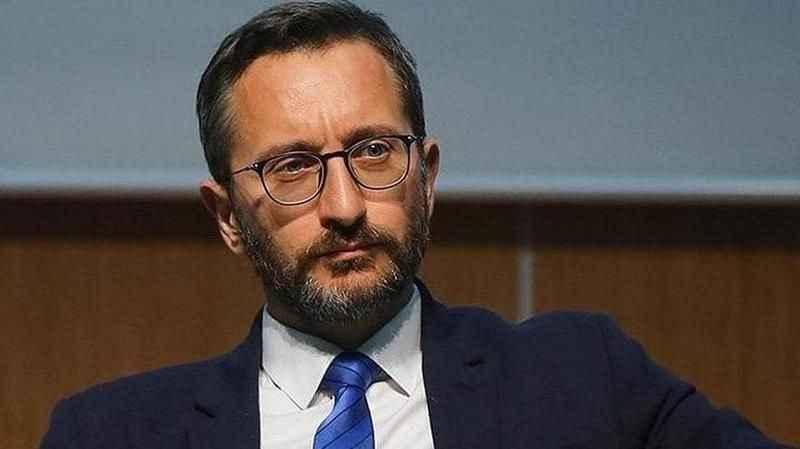 İletişim Başkanı Fahrettin Altun, Almanya'daki saldırıyı lanetledi