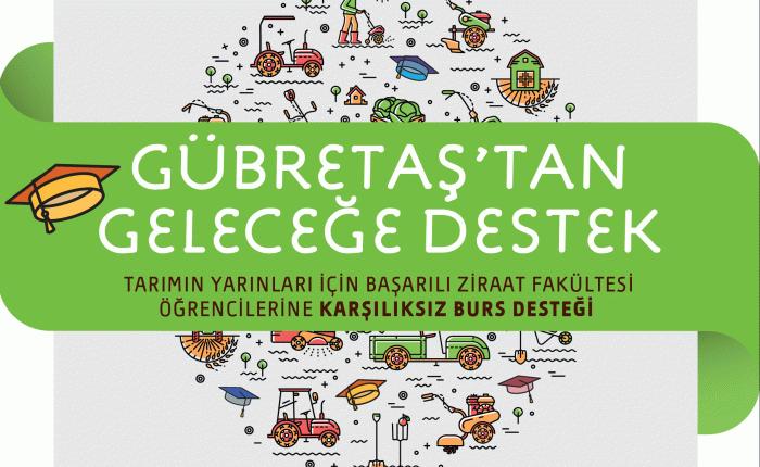 GÜBRETAŞ'tan eğitim bursu kazananlar açıklandı