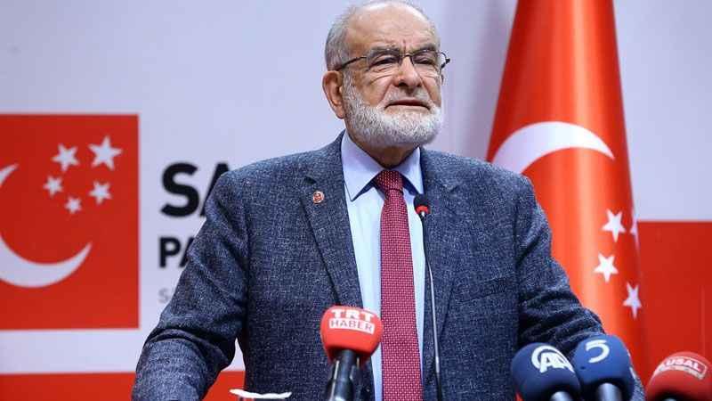 Temel Karamollaoğlu'ndan Ceren Özdemir'in ailesine başsağlığı