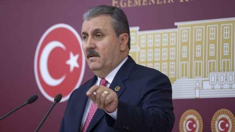 BBP Genel BaşkanıMustafaDestici: Asgari ücret 2 bin 475 lira olsun