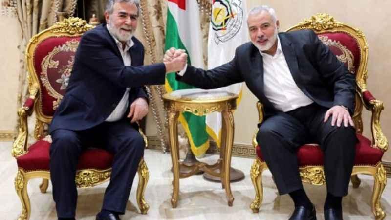 Heniyye ve En-Nahhale Kahire'de bir araya geldi