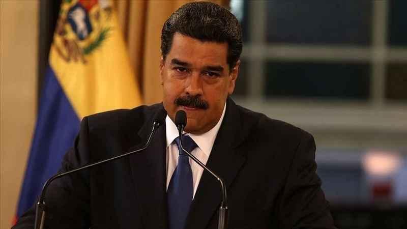 Venezuela Devlet Başkanı Maduro'nun 15 ülkeye gitmesi yasak