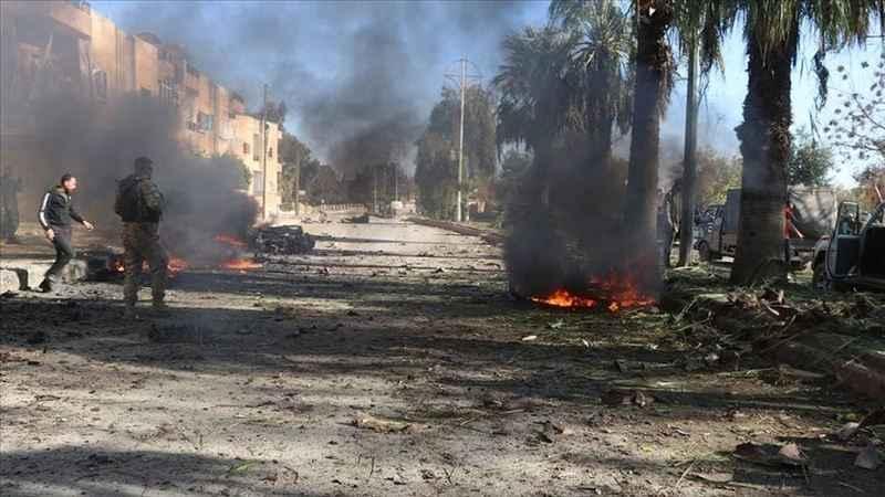 Rasulayn'da terör saldırısı: 1 ölü, 2 yaralı