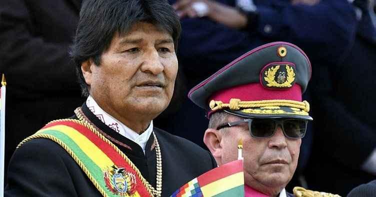 Morales'i istifaya zorlayan komutan: Ben devlet başkanı olmadım ki
