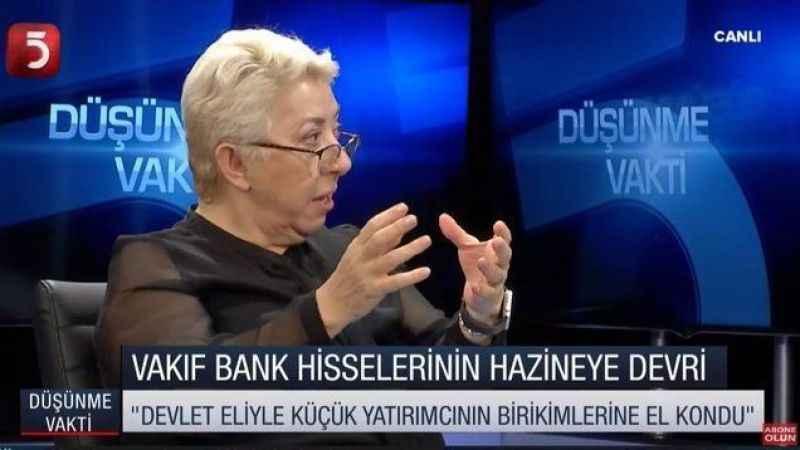 Nesrin Nas: Hisse devri ile bir Osmanlı vakıf müessesesi yok ediliyor