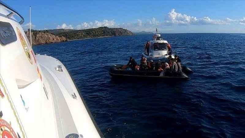 Sahil Güvenlik Komutanlığı'ndan düzensiz göçmen açıklaması