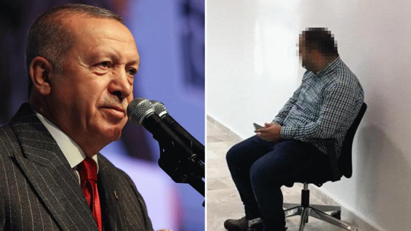 Erdoğan'dan 'oturma cezası' tepkisi! Kalemlerini kırarız