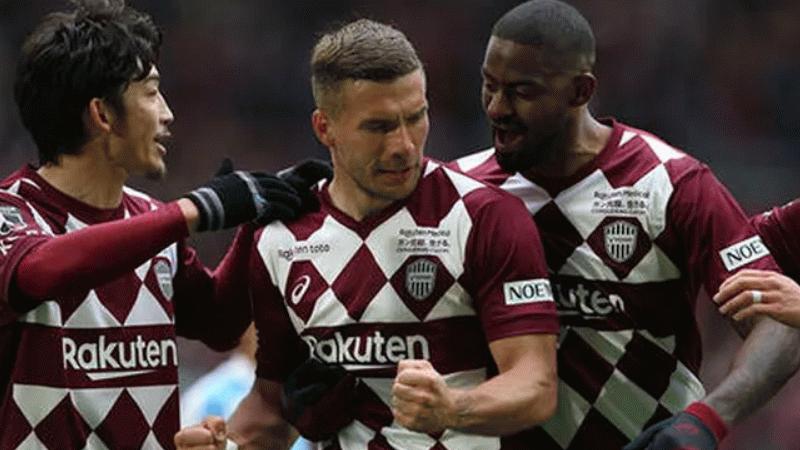 Lukas Podolski hat-trick yaptı