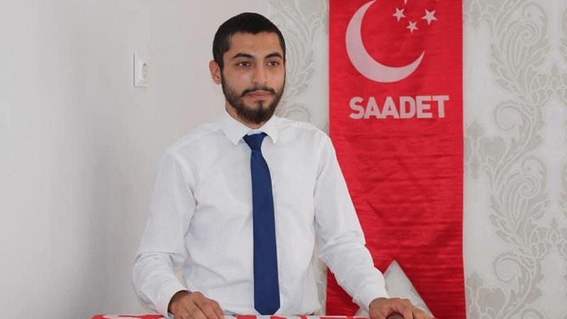 Saadet Partisi İl Gençlik Kolları'ndan Doğu Türkistan açıklaması