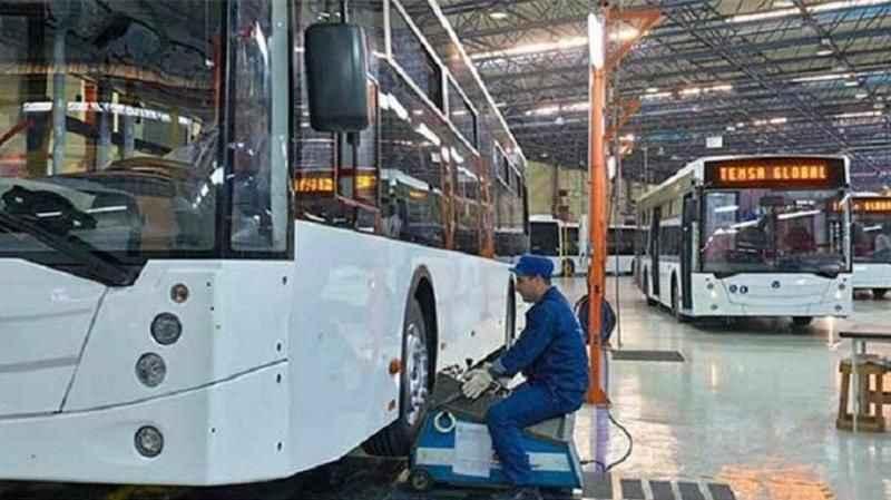 Türkiye'nin dev otobüs şirketi üretimi durdurdu: Temsa