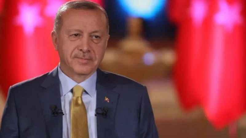 Erdoğan'dan Trump'a övgü: Trump'ı sevin sevmeyin...