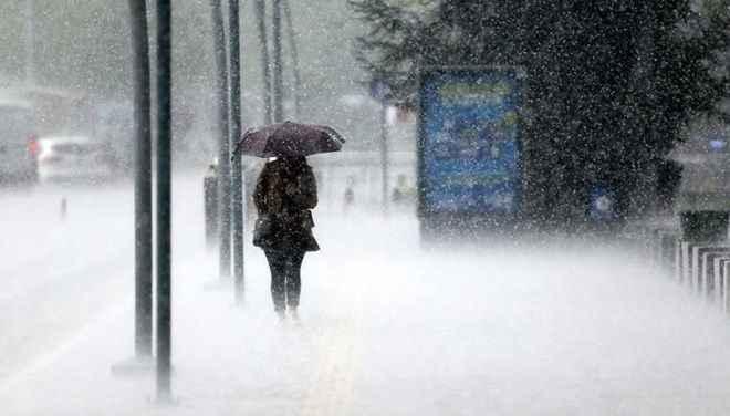 """Hava durumu: Meteoroloji ilk kez """"kırmızı"""" kodlu uyarıda bulundu"""