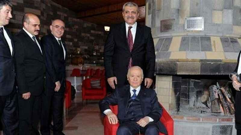 MHP'li İbrahim Çiftçi, Davutoğlu üzerinden Erdoğan'ı hedef aldı