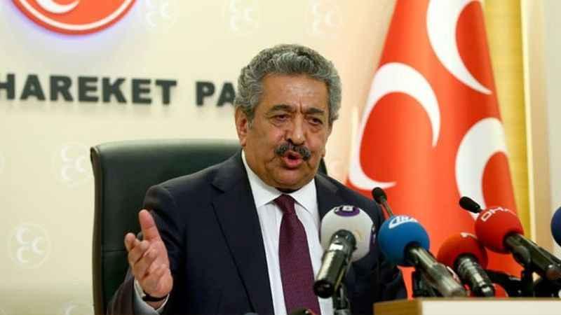 MHP'li Yıldız'dan FETÖ açıklaması: Çaycı çorbacı var ama siyasetçi yok