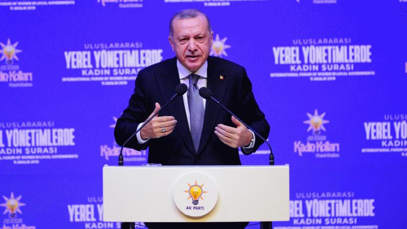 Erdoğan'dan 'aile kurumu' uyarısı! Aksi taktirde akıbetimiz aynı olur