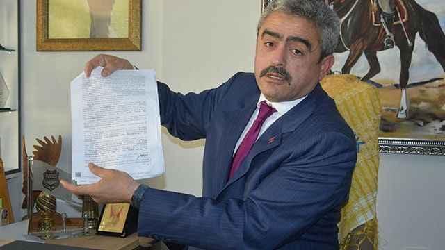 MHP'li eski başkana hapis cezası