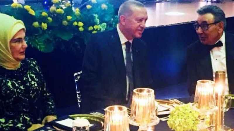 Erdoğan'ın Doğan Grubu'nun davetine katılmasına çarpıcı yorumlama