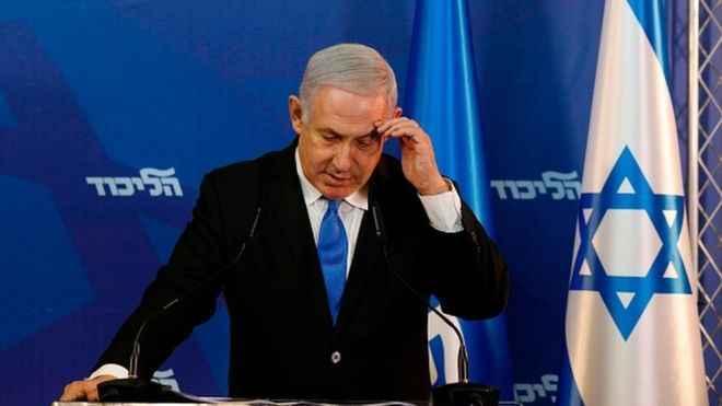 İsrail parlamentosu erken seçime gitme kararı aldı