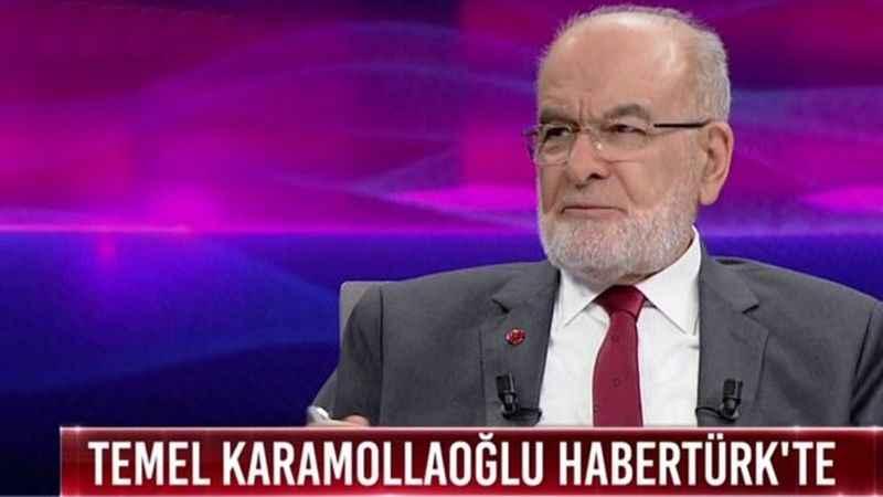 Temel Karamollaoğlu, Habertürk TV'de soruları cevaplayacak