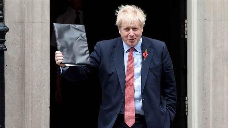 İngiltere'de Johnson tek başına iktidara geldi
