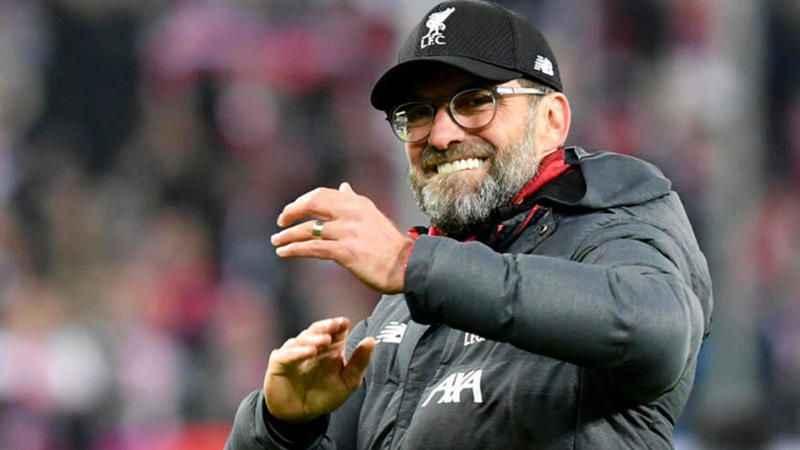 Liverpool, Klopp'un sözleşmesini 2024'e kadar uzattı