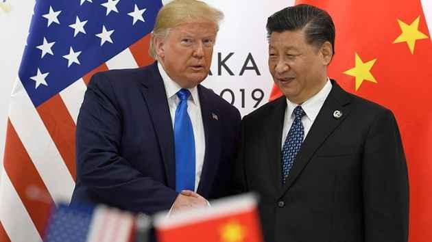 Trump: Çin ile büyük bir anlaşmaya çok yaklaştık