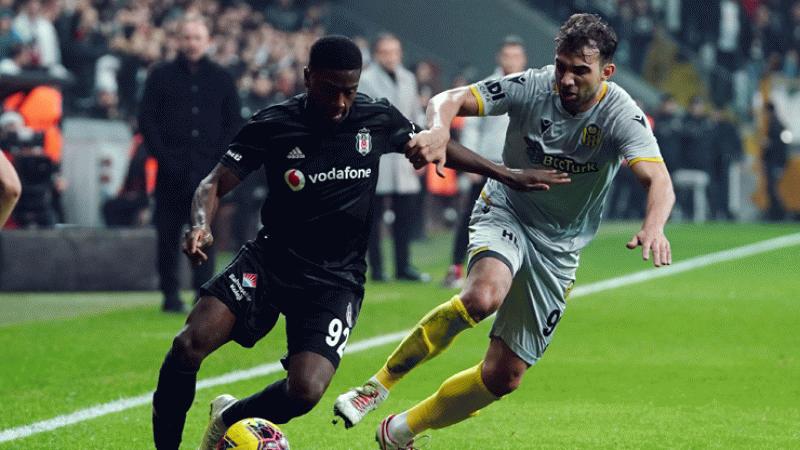 Beşiktaş'a ağır darbe: Malatyaspor İstanbul'da 3 puanla dönüyor