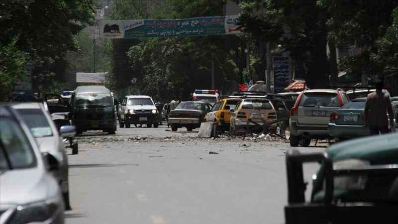 Afganistan'da patlama: 10 sivil ölü