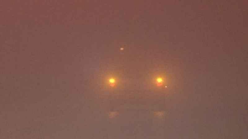 """Ankara sise teslim! Sürücülere """"gizli buzlanma"""" uyarısı"""