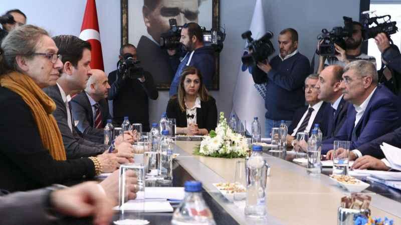 Asgari ücret tespit komisyonu 3'üncü toplantısı başladı