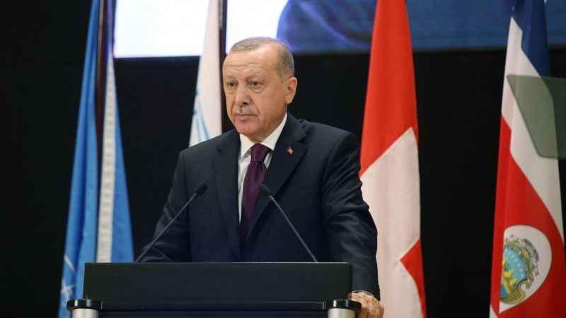Erdoğan: İnsani yardımda, dünyanın bir numaralı ülkesiyiz