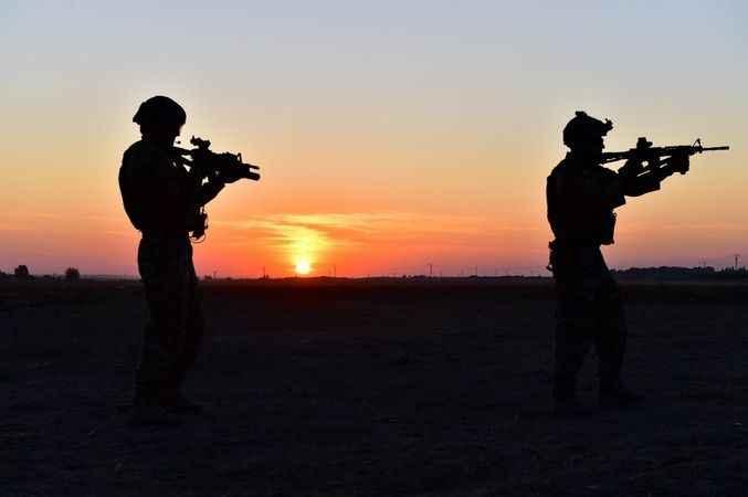 MSB açıkladı: PKK/YPG'li teröristler karakola teslim oldu