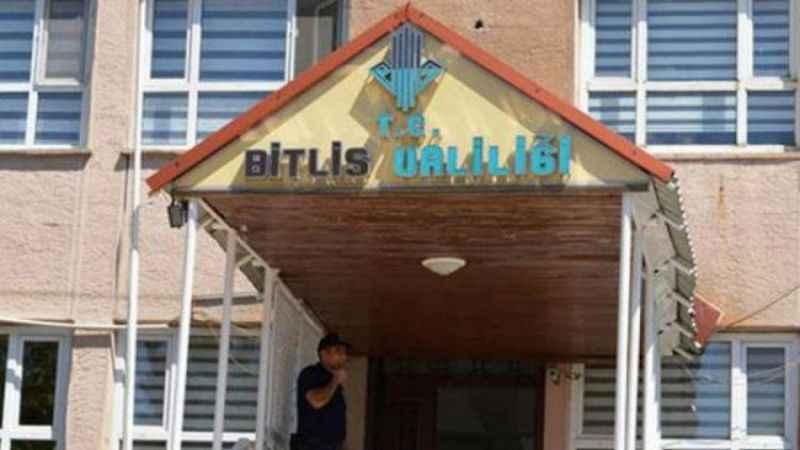 Valilik açıkladı! Bitlis'te sokağa çıkma yasağı ilan edildi