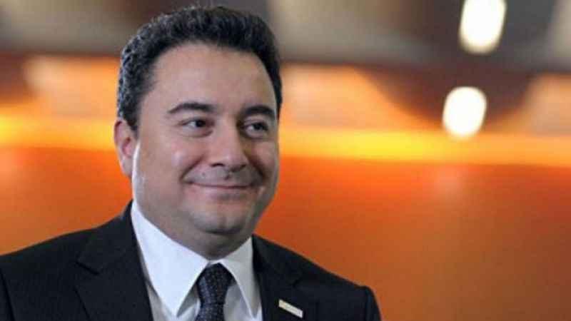 Ali Babacan hakkında yeni iddia! Hangi kanalın borcunu ödeyecek?