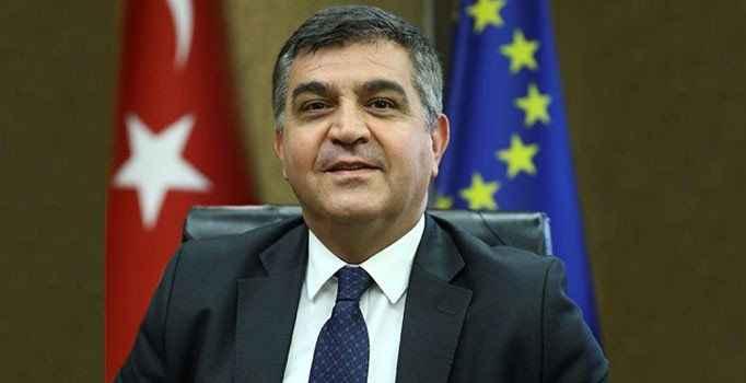 Faruk Kaymakcı: AB üyeliği ile katkı sağlayacak en önemli değer Türkiye'dir